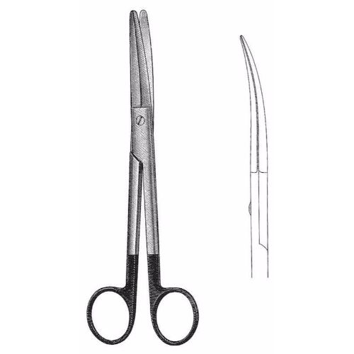 Kaye Face Lift Scissors 15.0 cm , Curved, Super-Cut | JFU Industries
