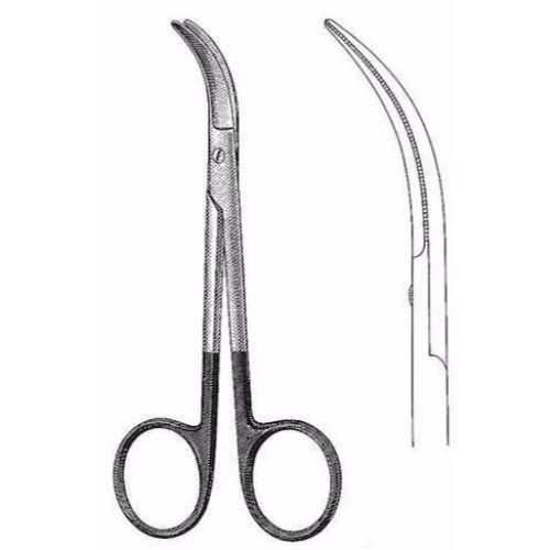 Fomon Lateral Scissors 13.0 cm , Full Cvd, Super-Cut   JFU Industries