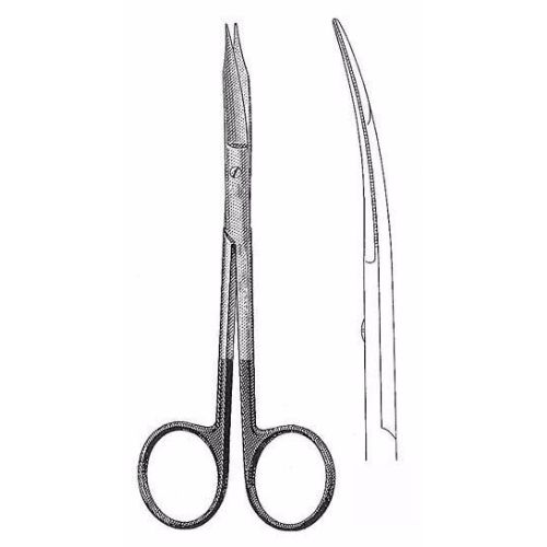 Petit-Point Reynolds Scissors 13.0 cm , Curved, Super-Cut | JFU Industries
