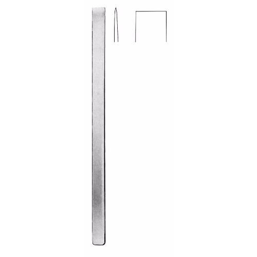 Lambotte Bone Chilsels 24.0 cm , 50mm, Straight | JFU Industries