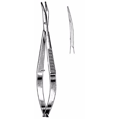 Westcott Tenotomy Scissors 11.4 cm , 18mm Blades, Round Blunt Tips, Right,Curved | JFU Industries