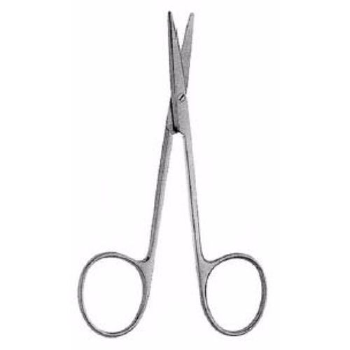 Strabismus Scissors 11.5 cm ,Curved | JFU Industries