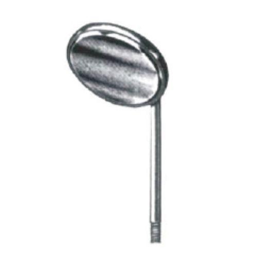 Plain Mouth Mirror Diameter 24 mm ,Simple Thread, | JFU Industries